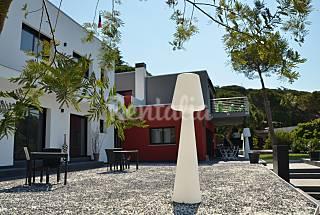 Casa en alquiler a 4 km de la playa Barcelona