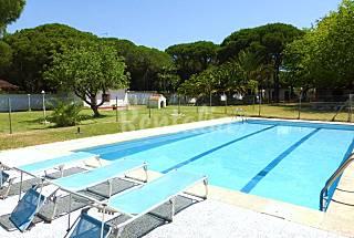 Villa for 10 people 5 km from the beach Cádiz
