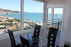 Apartamento 2-5 personas en 1a línea de playa Girona/Gerona