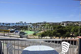 Apartamento de 2 habitaciones a 100 m de la playa Tarragona