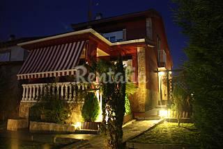 Villa for 7-10 people in Angeles de San Rafael (los) Segovia