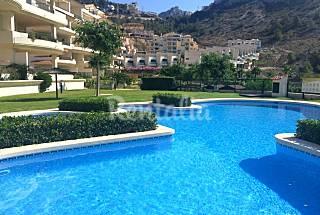 Apartamento lujo con vistas al mar,wi fi garage Alicante