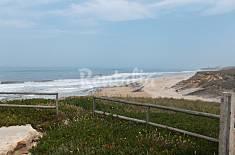 Casa para alugar em frente à praia Leiria