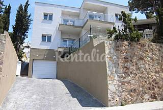 House for rent only 800 meters from the beach Girona