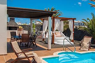 Villa for 4-5 people only 1000 meters from the beach Lanzarote