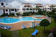 Appartement pour 8 personnes à 100 m de la plage Malaga