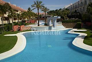 Apartamento mobilado a 100m da praia Huelva