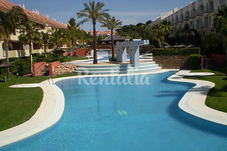 Apartamento en preciosa urbanizaci n cerca de la playa - Apartamento en islantilla playa ...