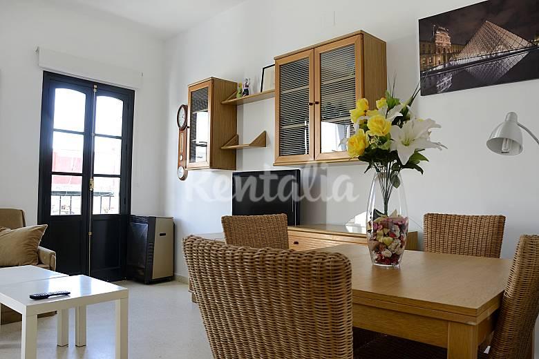 2 Apartamentos para 4-5 personas en Cadiz Cádiz