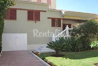 Casa para 6 personas a 80 m de la playa Valencia