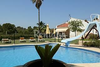 Casa para 9 personas a 200 m de la playa Tarragona