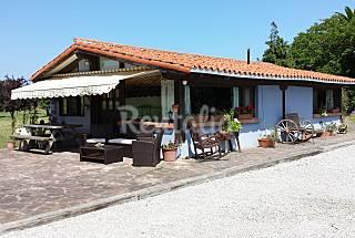 Casa independiente cerca de la playa con mascota Cantabria