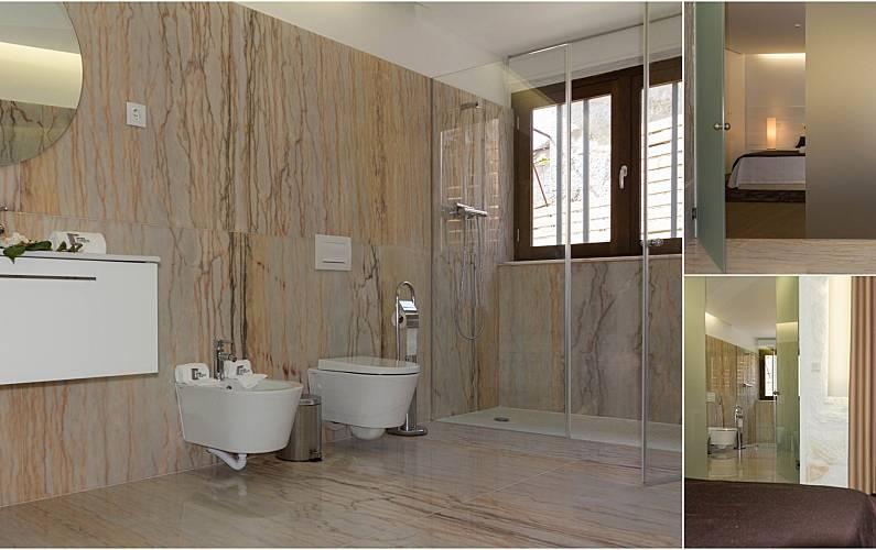 Casa Casa-de-banho Viana do Castelo Monção Casa rural - Casa-de-banho