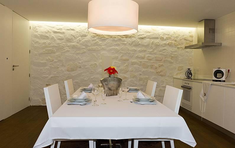 Casa Sala de Jantar Viana do Castelo Monção Casa rural - Sala de Jantar