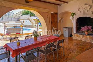 House with 5 bedrooms with private garden Murcia