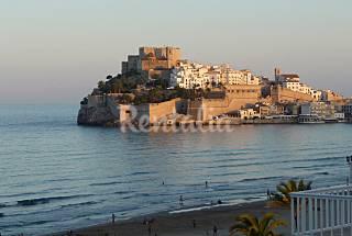 Peñíscola, frente al mar, para 4-5 personas Castellón