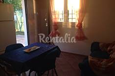 Villa for rent 3.5 km from the beach Latina