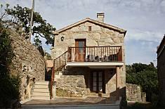 Casa para 2-3 personas a 1500 m de la playa A Coruña/La Coruña