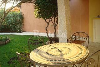 Villa para 4-5 personas a 300 m de la playa Olbia-Tempio