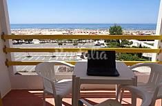 Apartamentos Atlântico em frente à praia Algarve-Faro