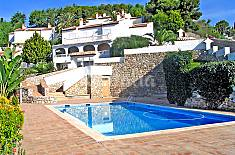Villa for rent only 1000 meters from the beach Granada