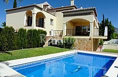 Villa en location à 5 km de la plage Malaga