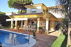 Villa for 10 people only 450 meters from the beach Granada