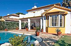 Villa for rent only 1200 meters from the beach Granada