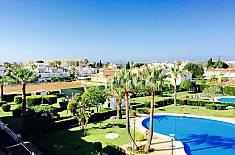 Appartement pour 4 personnes à 100 m de la plage Malaga