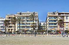 Apartamento para 2 personas en 1a línea de playa Málaga