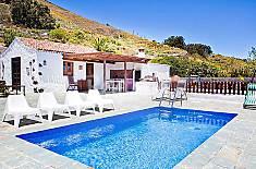 Villa pour 4 personnes à 9 km de la plage Ténériffe