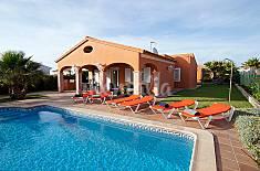 Villa en alquiler a 2 km de la playa Menorca