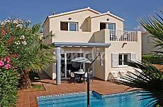 Villa para 6 personas a 900 m de la playa Menorca