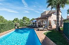 Villa para 6 personas a 400 m de la playa Menorca