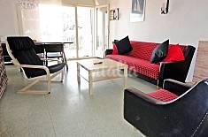 Apartamento en alquiler en 1a línea de playa Girona/Gerona