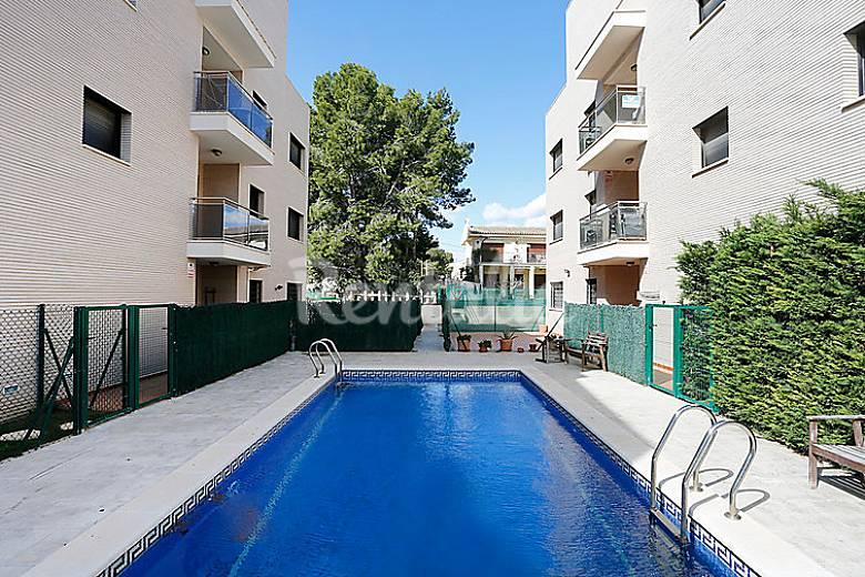 Apartamento en alquiler a 180 m de la playa miami playa for Apartamentos jardin playa larga tarragona