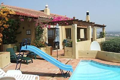 Django's Castle - Villa totalmente accessoriata a 1500 metri dal mare Algarve-Faro