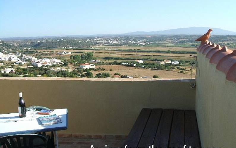 Vivenda Vistas da casa Algarve-Faro Lagos vivenda - Vistas da casa