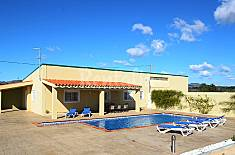 Villa per 8 persone a 8 km dalla spiaggia Lleida