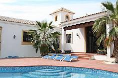 Villa pour 6 personnes à 11 km de la plage Alicante