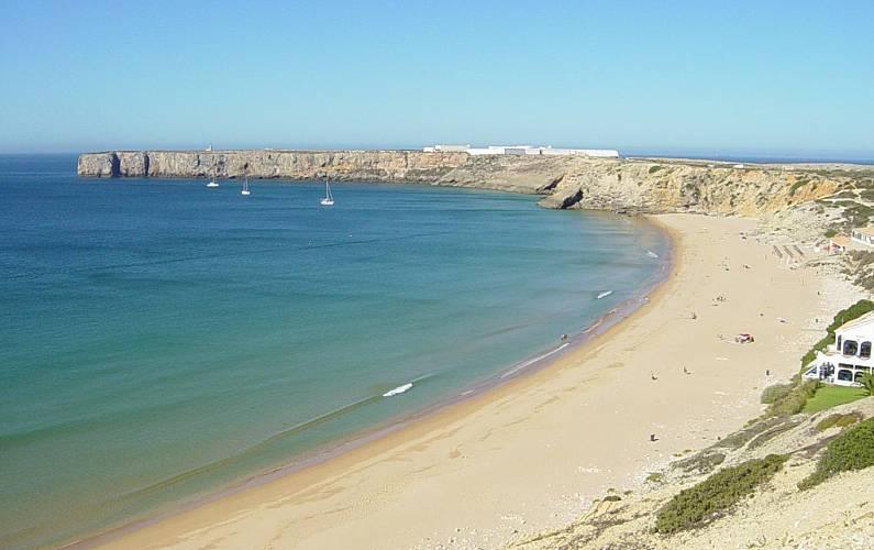 Casa com 3 quartos 150 m praia - 4-7 pessoas Algarve-Faro - Vistas da casa
