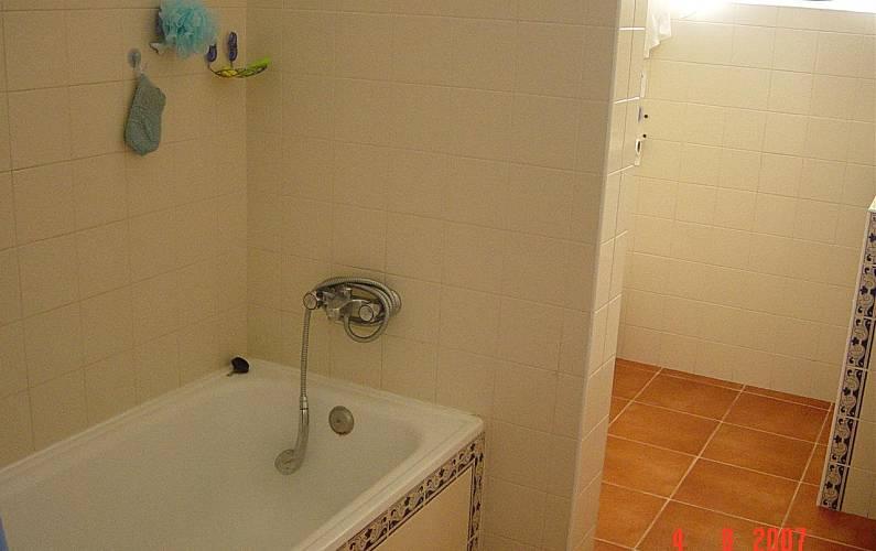Casa Casa-de-banho Algarve-Faro Vila do Bispo casa - Casa-de-banho