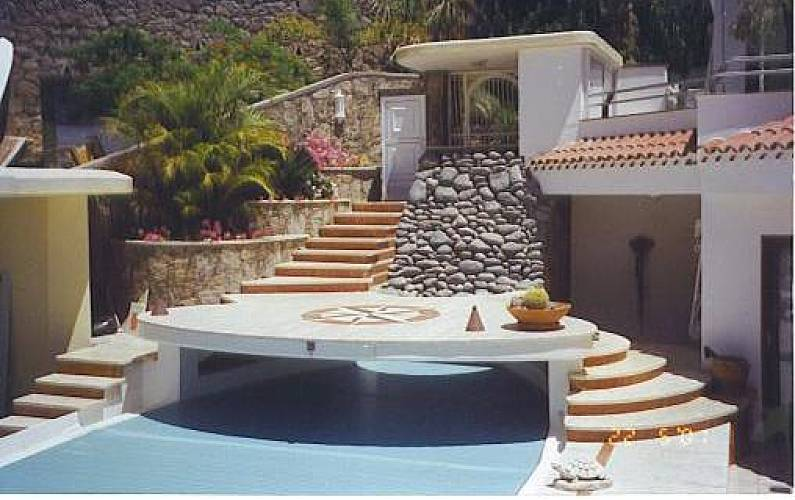 Property Swimming pool Gran Canaria Mogán House - Swimming pool