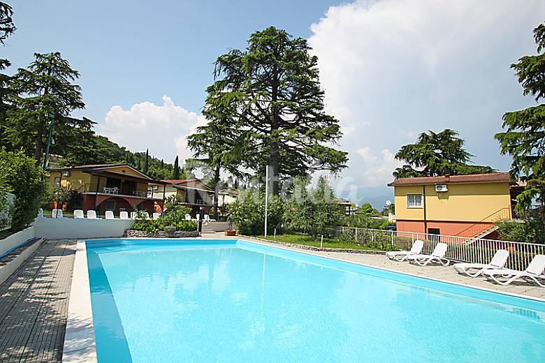 Casa en alquiler con piscina villaggio sanghen manerba del garda brescia alpes italianos - Hotel manerba del garda con piscina ...
