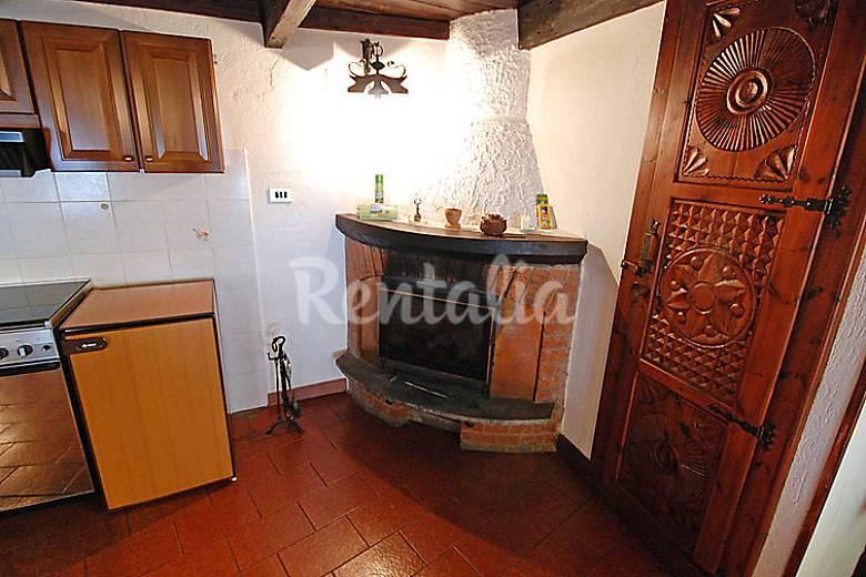 Villa para 4 personas Valgrisenche Aosta