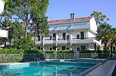 Wohnung für 6 Personen, 650 Meter bis zum Strand Udine