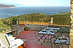 Villa for rent 4 km from the beach La Spezia