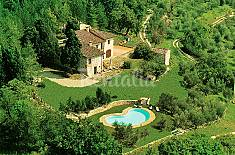 Villa for 11 people with swimming pool Florence