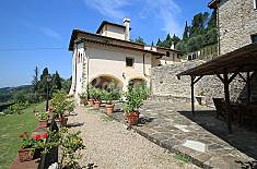 Villa for 12 people with swimming pool Florence