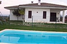 Villa with private garden and swimming pool. Barcelona